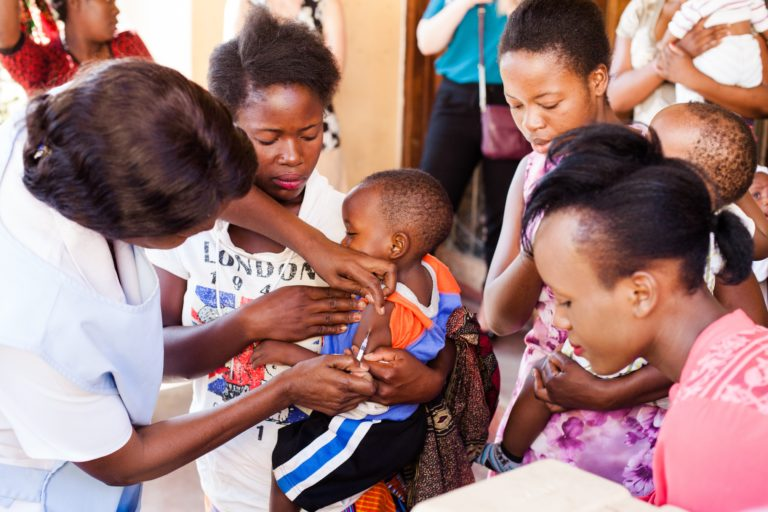 Photo: Bill & Melinda Gates Foundation/John Healey. Health workers of all ages are embracing data quality and data use interventions in Zambia.